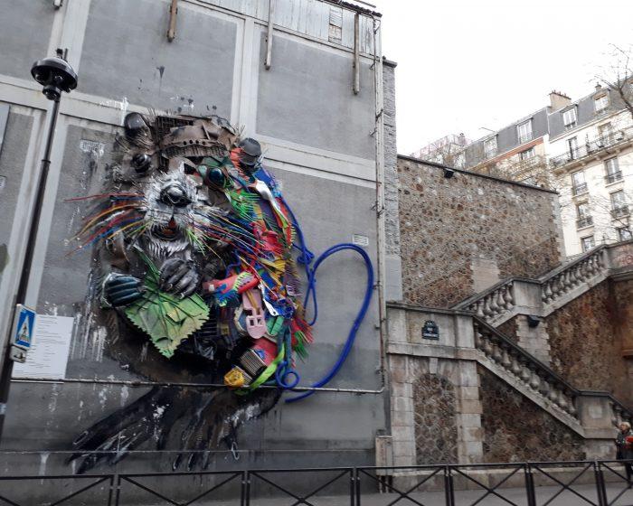 street art castor bordalo