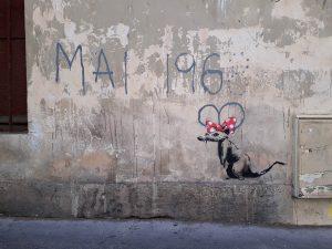 Street art Banksy