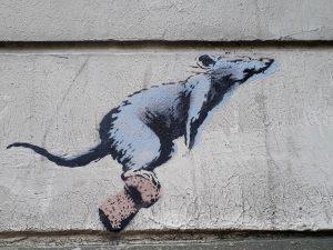 Banksy Panique