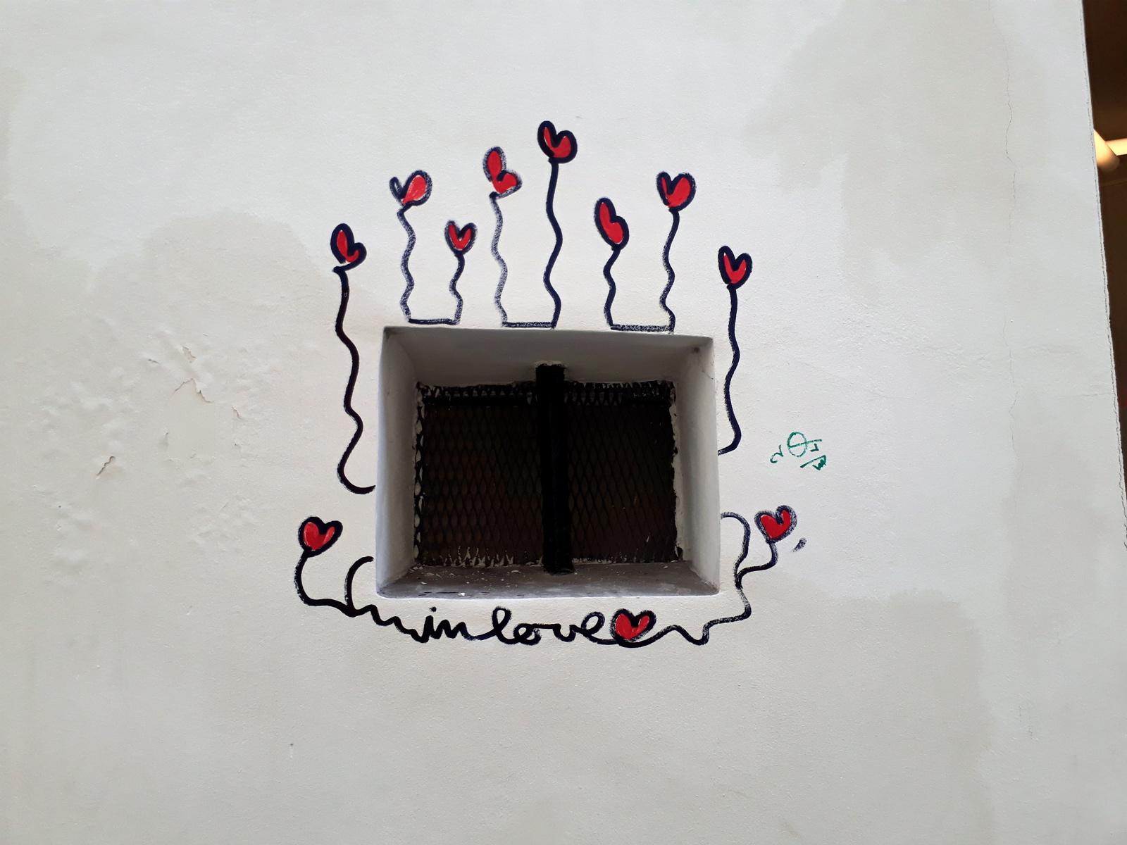 Street art par Inlove