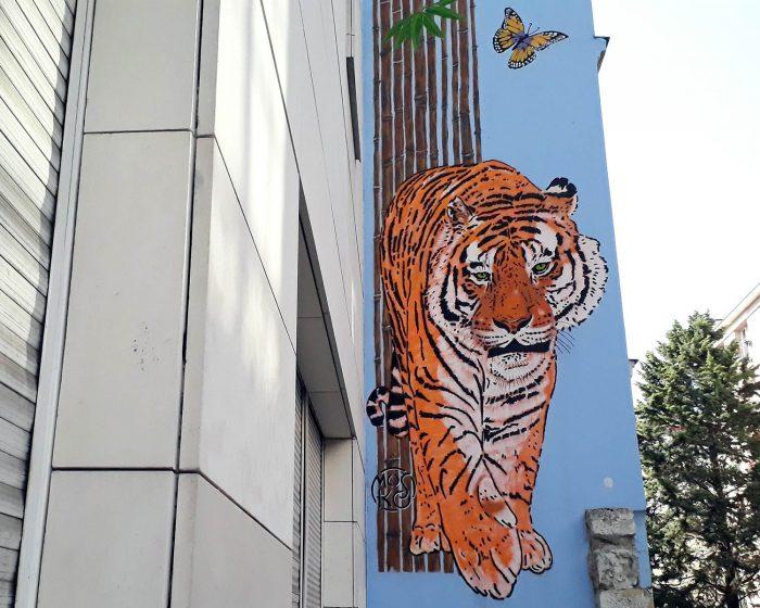 Tigre par Mosko et associes