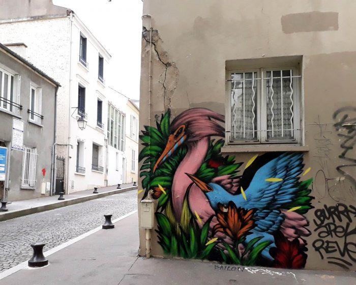 Oiseau par Mateus Bailon