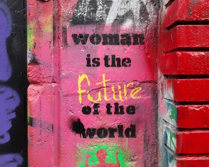 la femme est le futur du monde