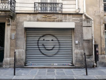 graffiti Smiley