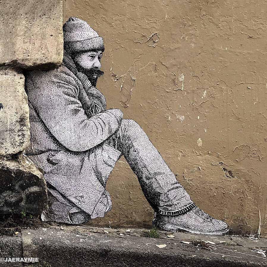 sdf by Jaeraymie street art