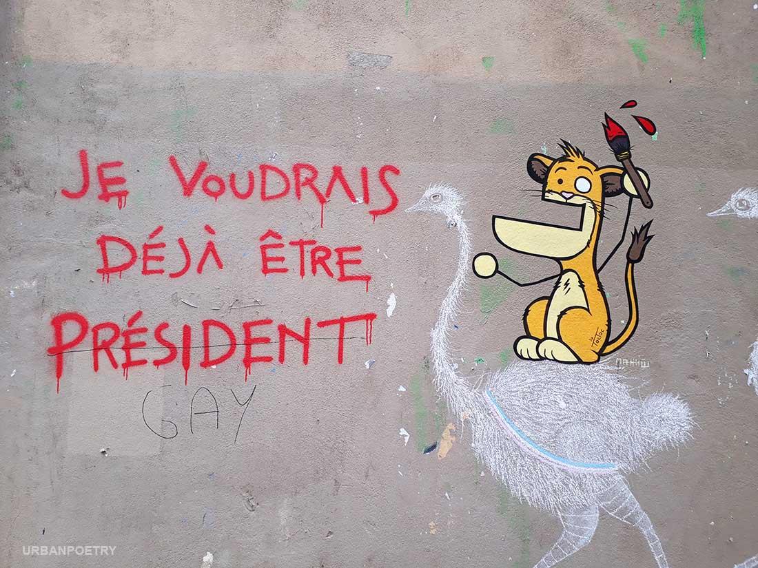 Street art par Matt-Thieu et Toctoc