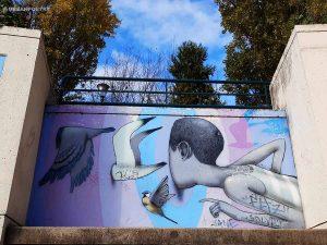 seth street art paris