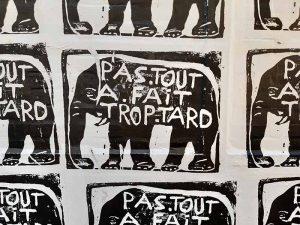 L'écologie et le street art