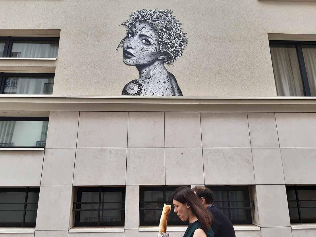 street art by Aydar