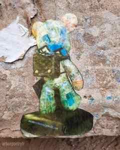 Street art par scandalenzo