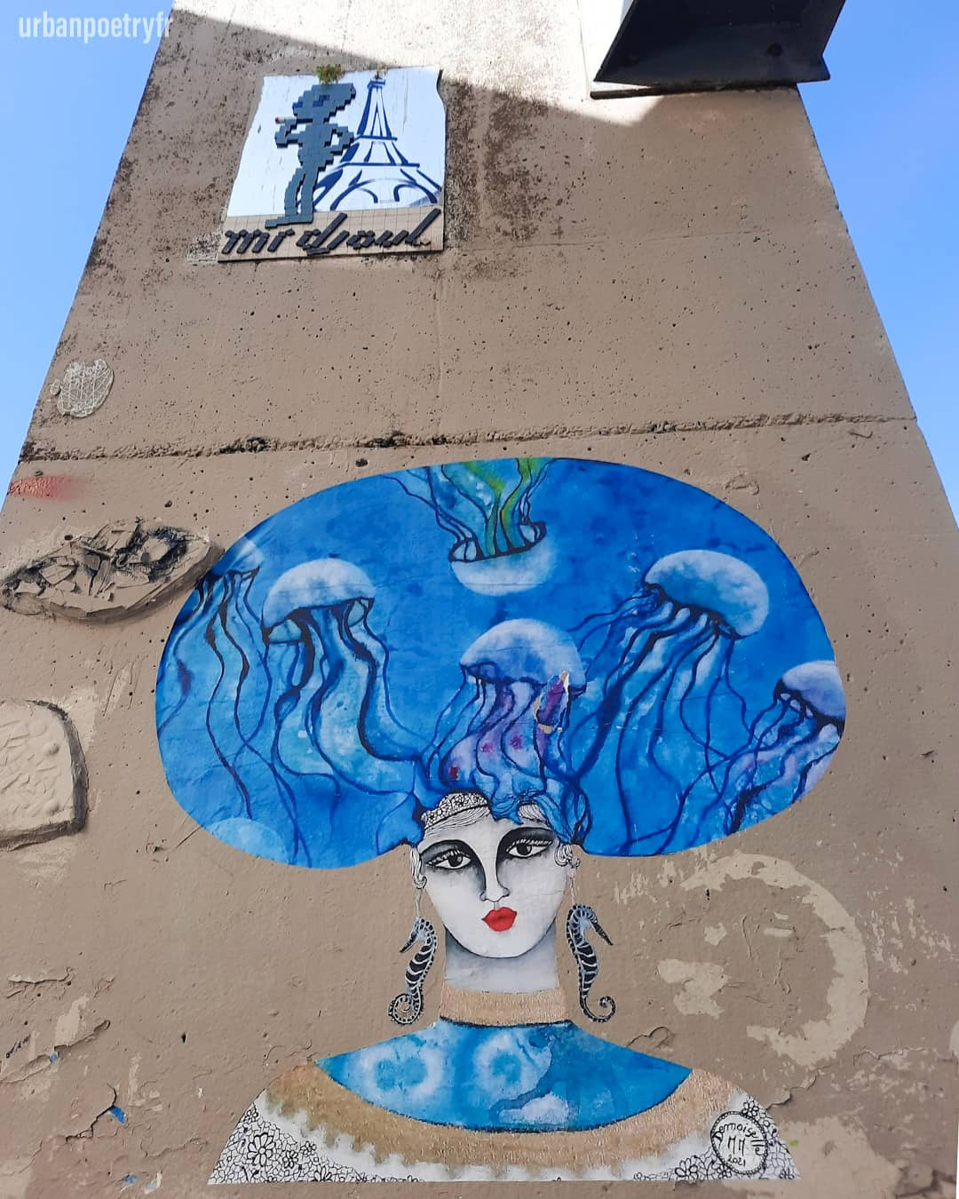 Street art par DemoiselleM