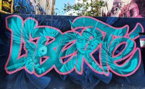 street art liberte urban poetry