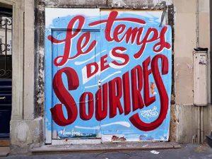 Des mots pour street art