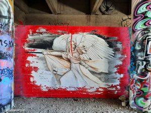 Lillia Baudo Spot 13 paris urban poetry